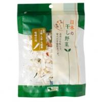 日本の干し野菜 味噌汁用 大根
