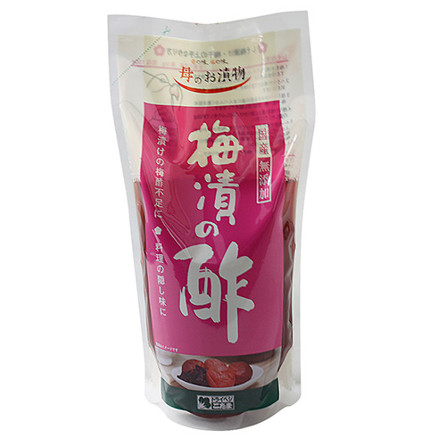梅漬けの酢500ml