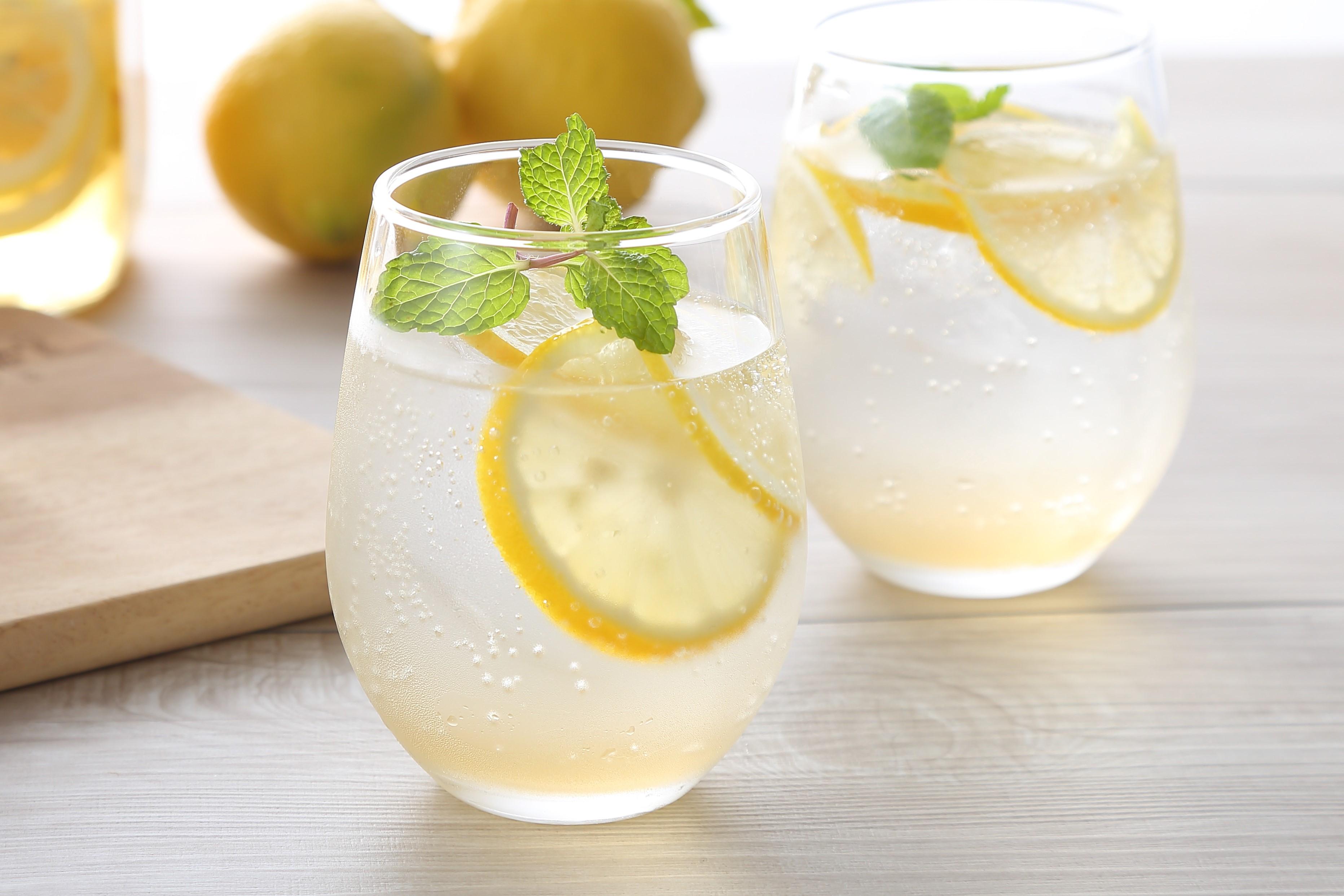 レモネードシロップアレンジ!ソフトドリンクレシピ